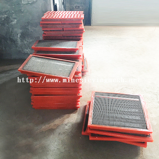 Polyurethane Edging Sieve