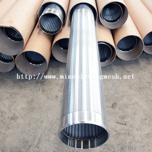 Wells Filter Pipe